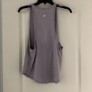 lululemon athletica Tops - Lululemon sleeveless puma cotton tank